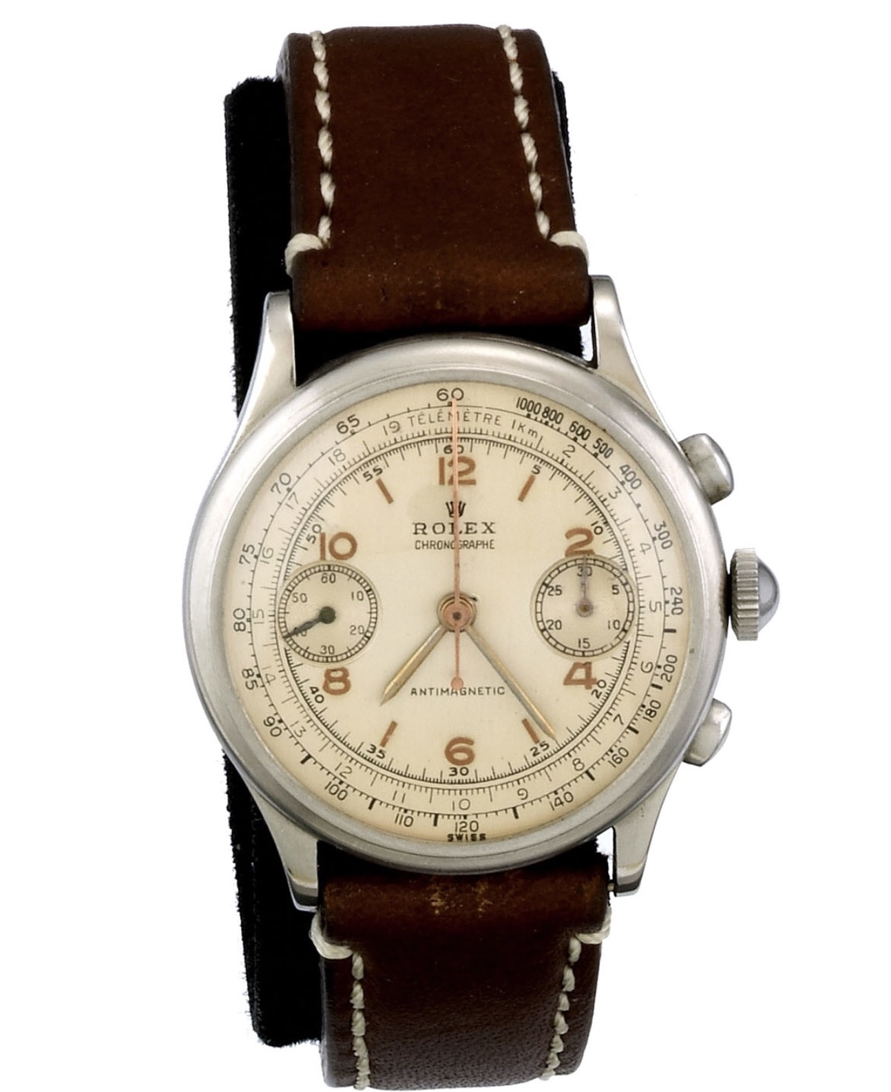 Watch Rolex Chronograph Antimagnetic. Tampa Jewelry Store Watch Repair