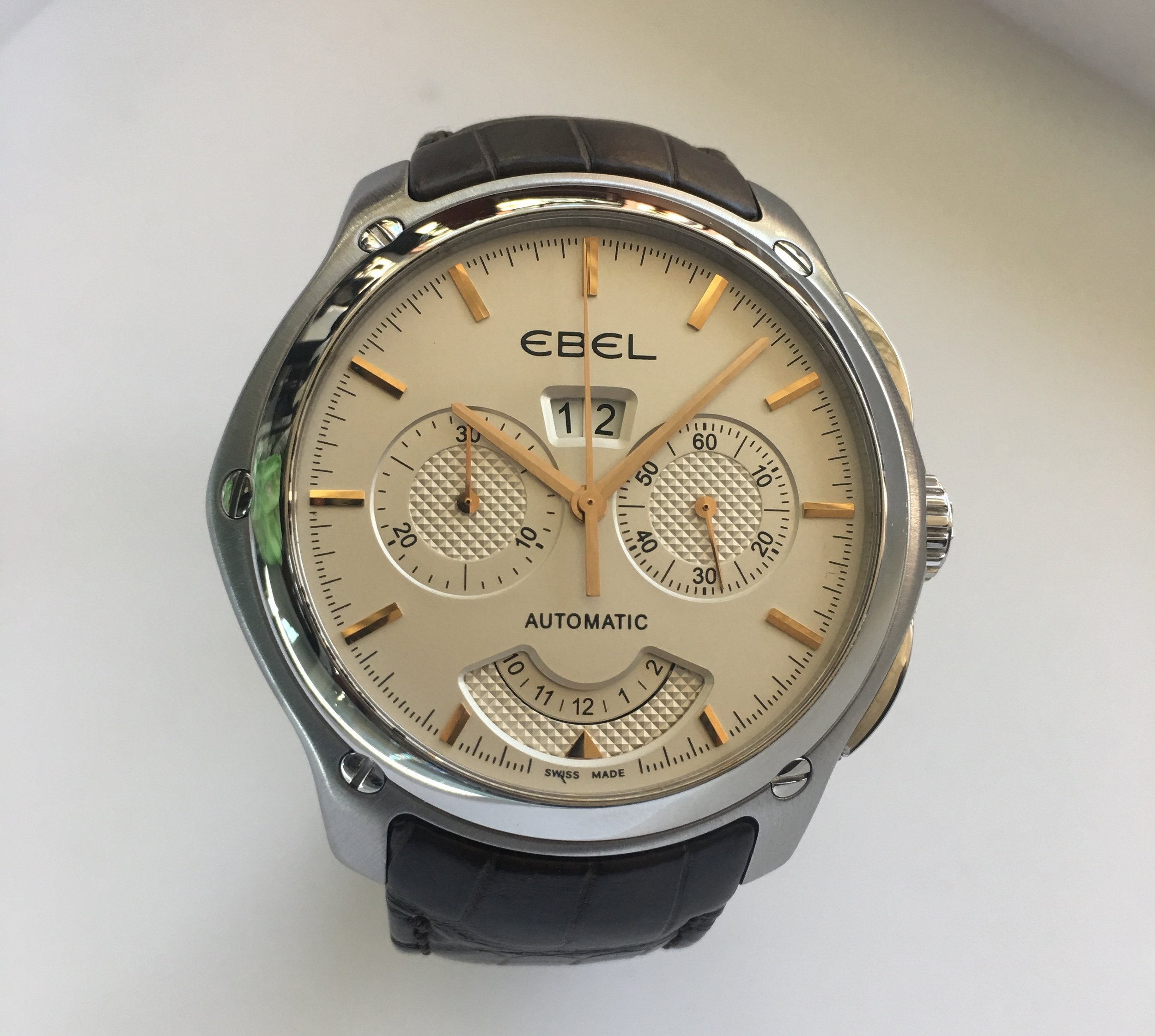Watch EBEL Automatic . Tampa Jewelry Store Watch Repair
