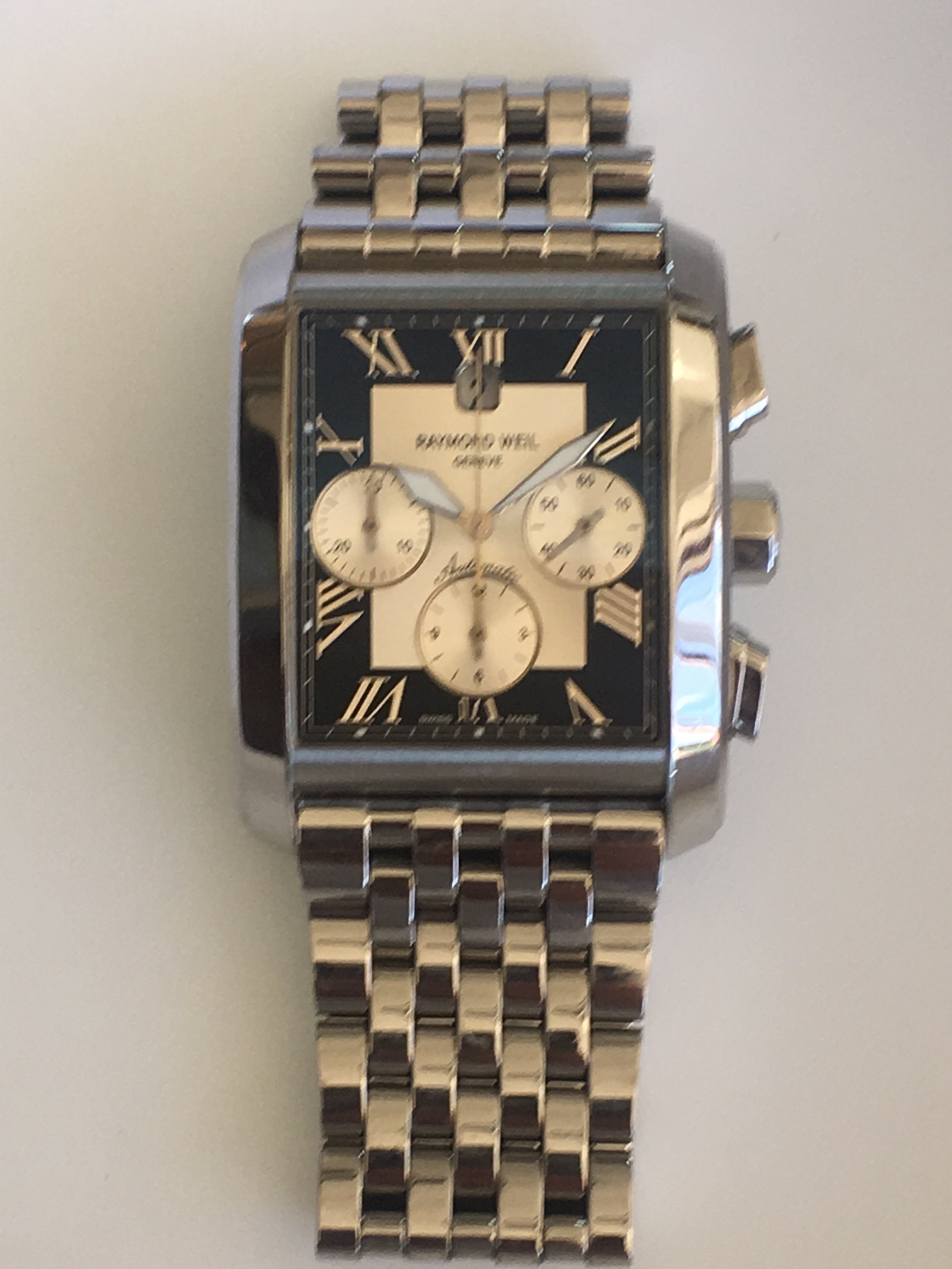 watch raymond weil . Tampa Jewelry Store Watch Repair