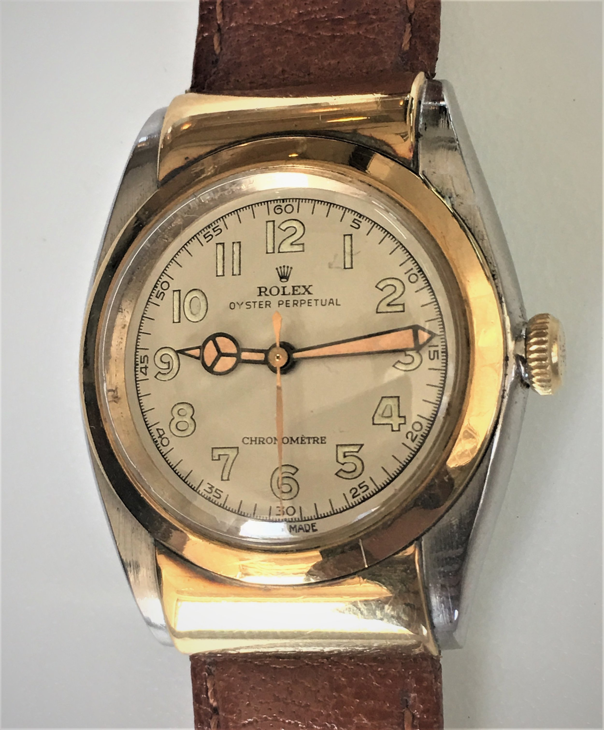 Watch Rolex Chronometre Oyster Perpetual. Tampa Jewelry Store Watch Repair