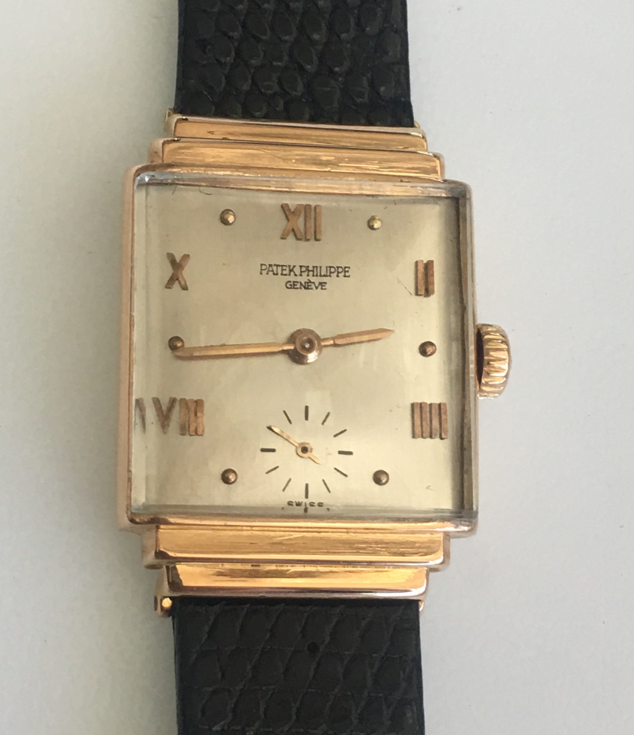 patek philippe geneve . Tampa jewelry store watch repair