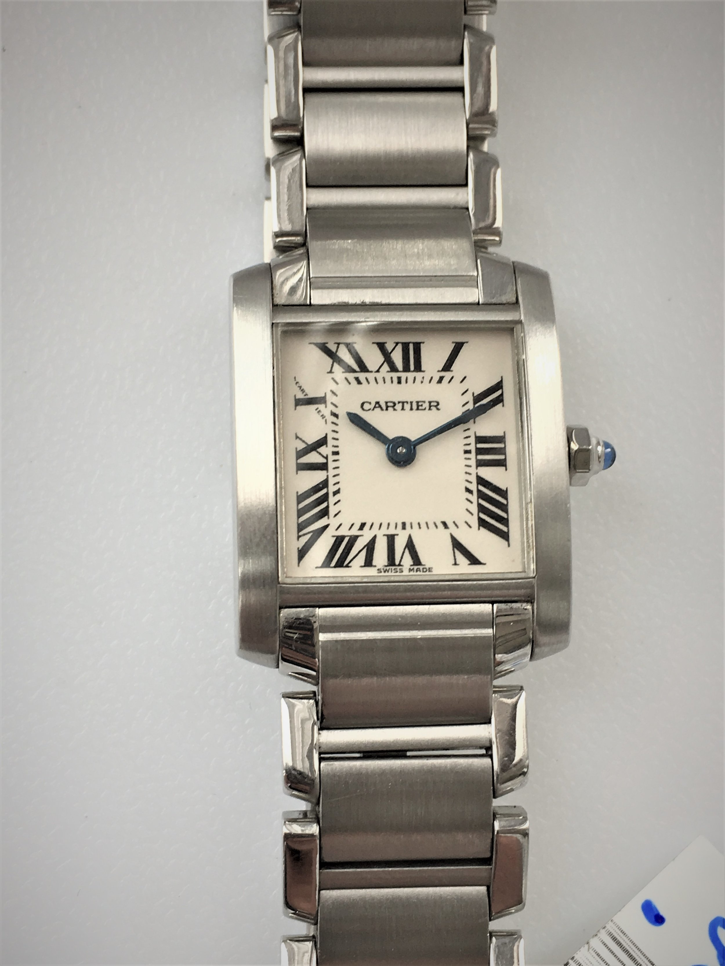 Watch Cartier  .Tampa Jewelry Store Watch Repair