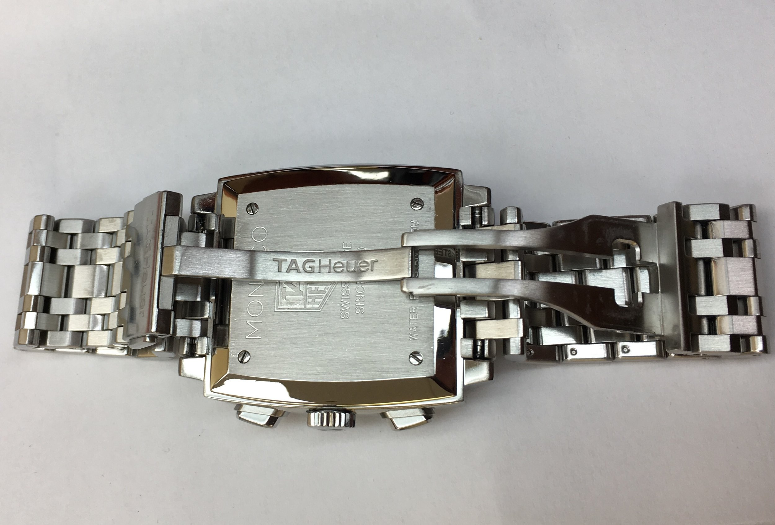 Watch Monaco Automatic Chronograph . Tampa Jewelry Store Watch Repair