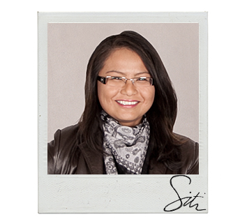 Siti Hassan  - Senior Architect  Siti graduated with a Bachelor of Arts (Architecture) in 1999 and Bachelor of Architecture (Honours) in 2001 at Deakin University. Having worked with several architectural firms in Malaysia in the early years of her career, Siti was exposed to a large scale of design work comprising of planning and urban design, high-rise multi residential development, commercial, educational and institutional projects.  At Archsign Siti specialises in coordinating all aspects of design and documentation delivery through to construction administration services, ensuring successful project outcomes for Archsign's clients.  Being a Registered Architect her astute attention to detail and reliable project and contract management skills are proven to be invaluable to Archsign. Besides her passion for design and the creative process, Siti has strong interest in on-site problem solving, achieving innovative solutions and striving for quality design outcomes whilst being mindful of operating within the contractual obligations and constraints of the given budget.