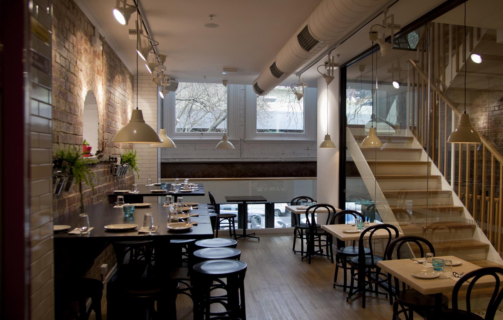 Sugarbun Restaurant - Russel Street, Melbourne.