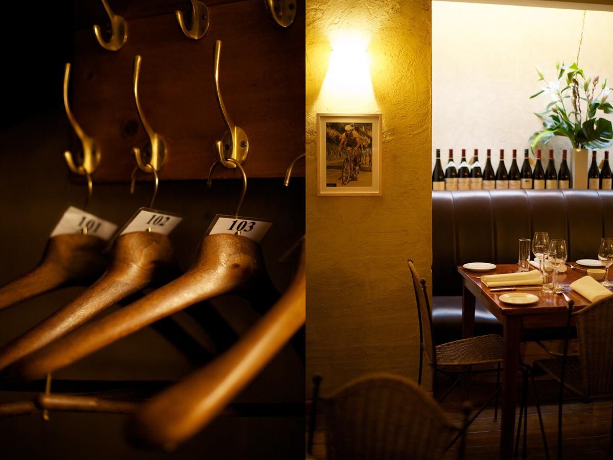 Il Solito Posto - Restaurant fit out - Melbourne