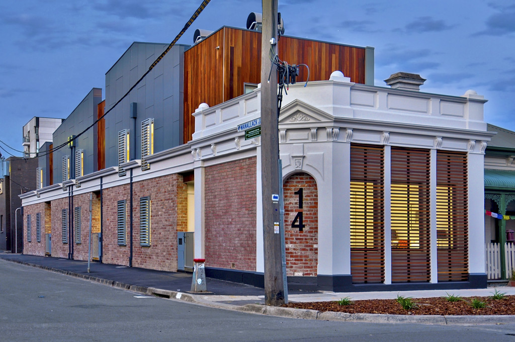 WINNER  - Heritage Conservation Project - Residential - 2014 BDAV Awards.