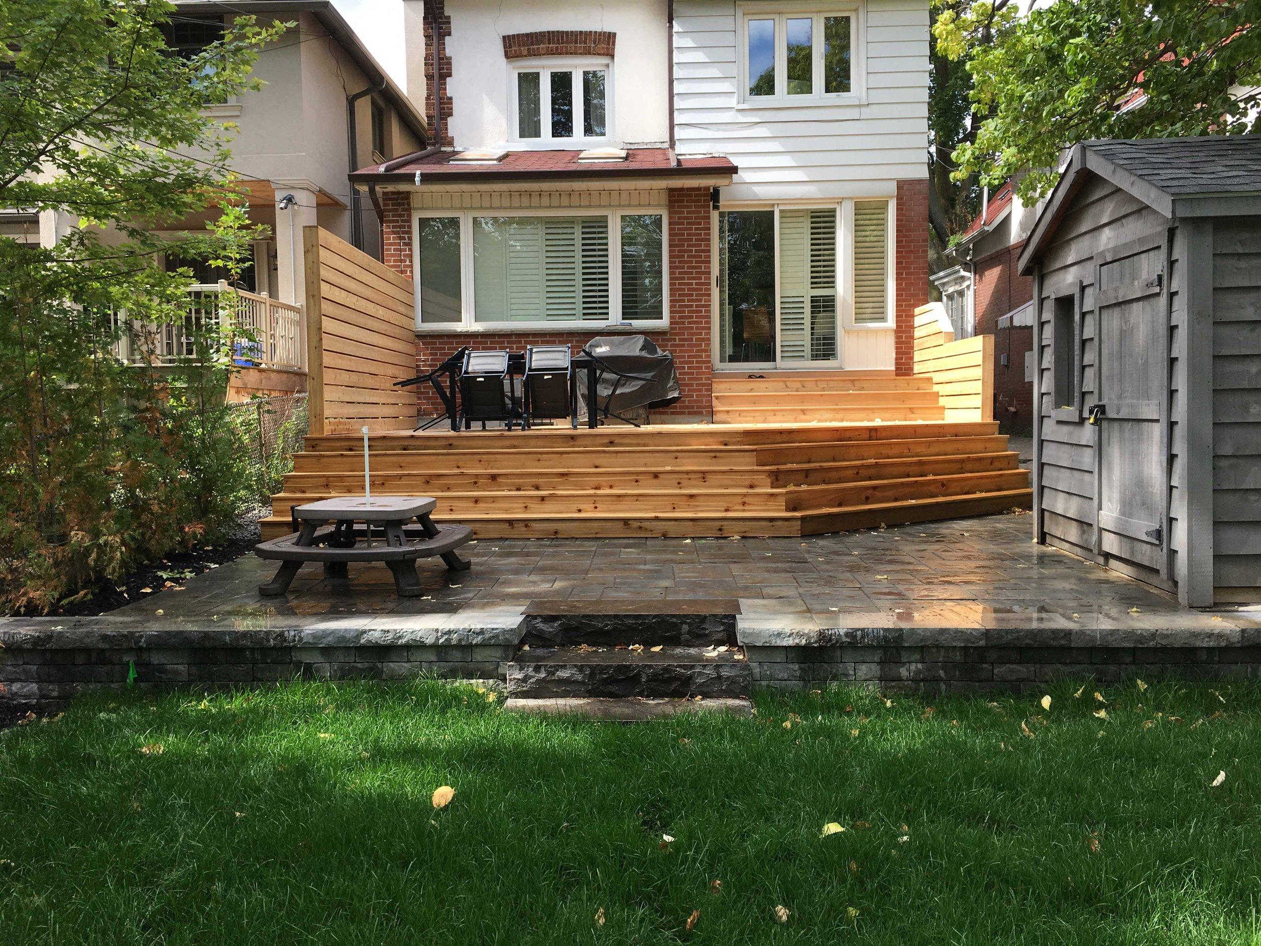 custom deck - after