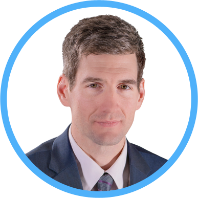 Blutip CEO Kevin Dagenais