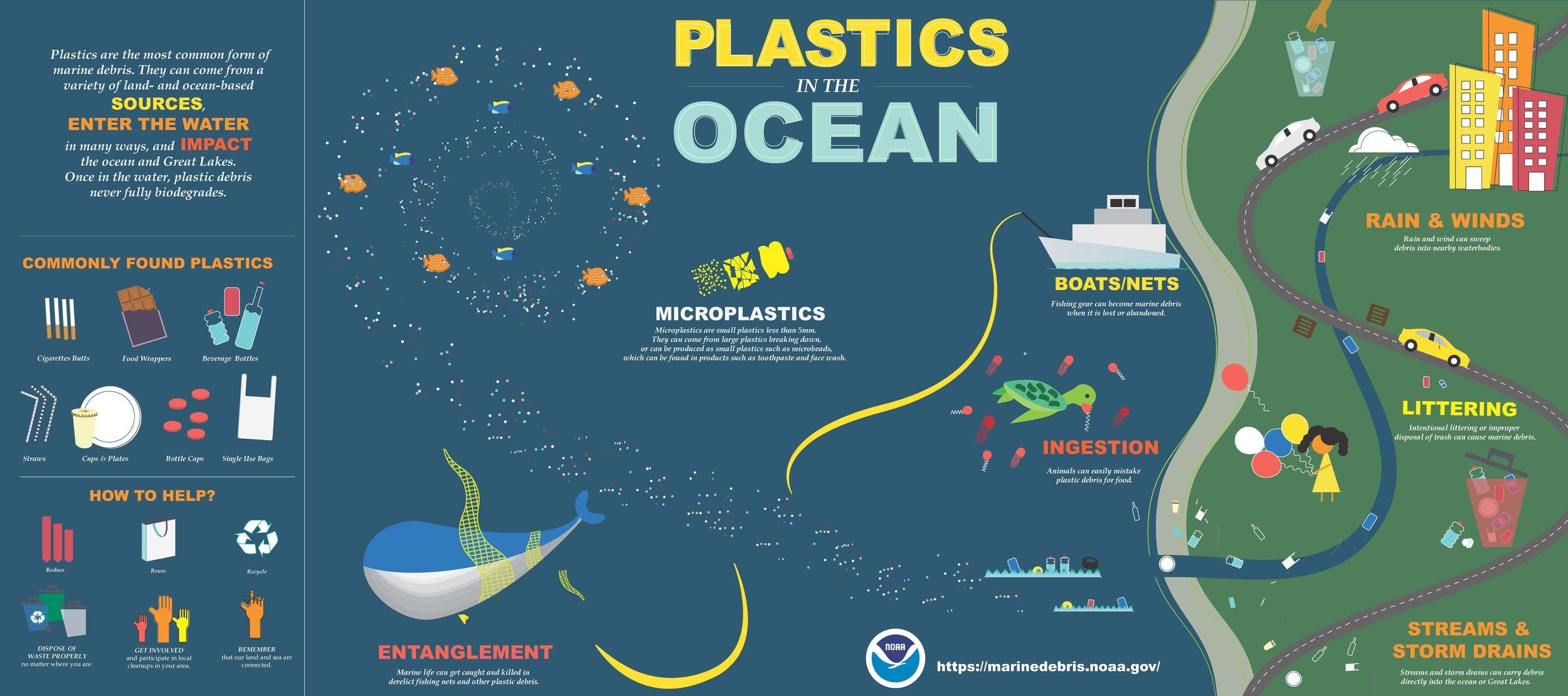 © NOAA Marine Debris