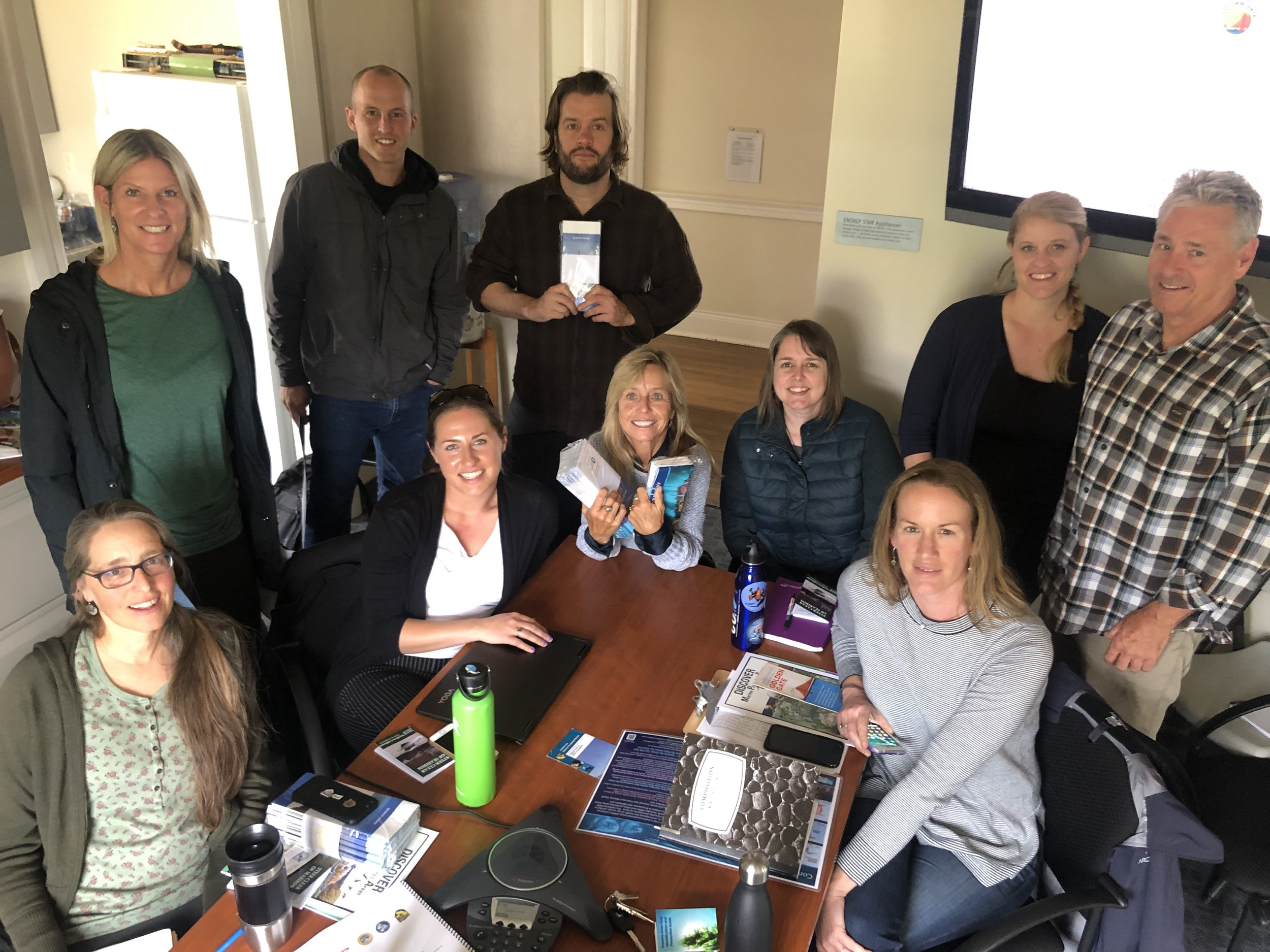 Golden Gate MPA Collaborative Meeting July 2019 © Calla Allison