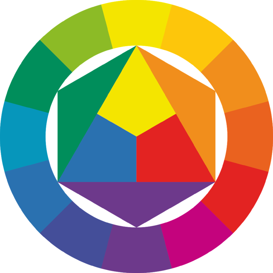 (color wheel courtesy of  pixabay )