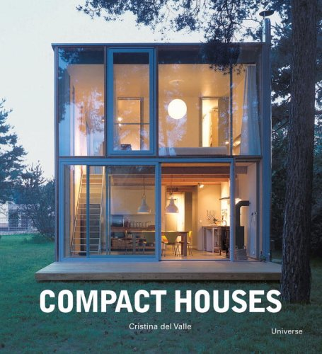 8. Compact Houses: Architecture for the Environment by Cristina Valle - Because what would a collection of architecture books be without a book about tiny homes.Available at Powell's City of Books for $24