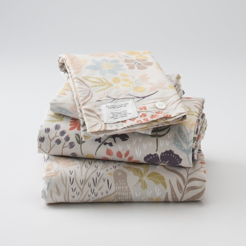 Woodland Meadow Sheet Set