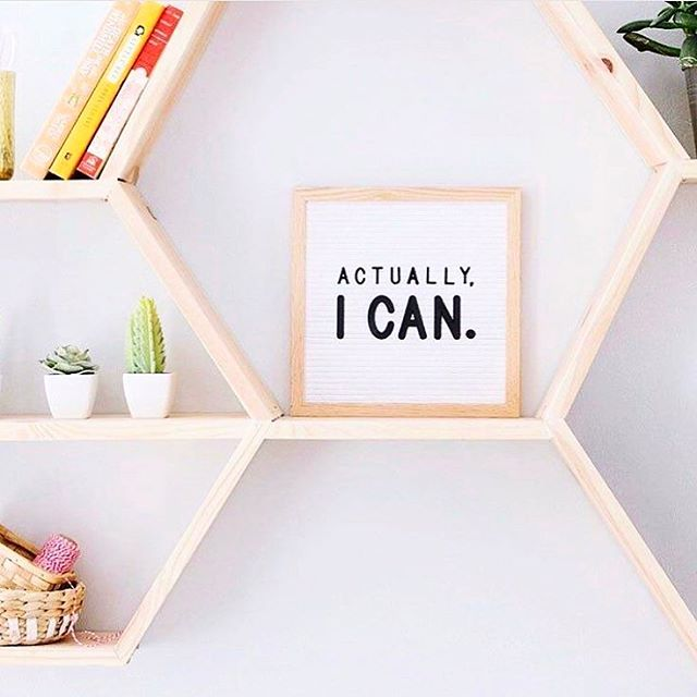 Yes I Can. 🙌 #MondayMotivation