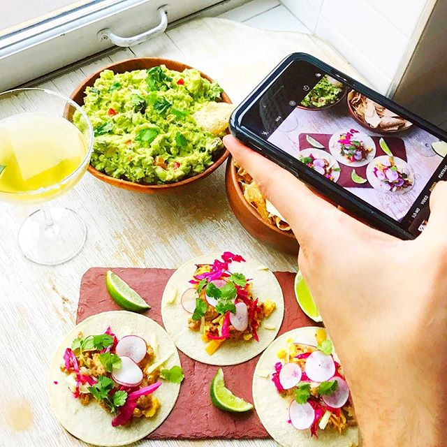 About these #CincoDeMayo Tacos Though 🌮🙏💯🔥🙌😎 @CharlesChenTV ❤️ @tastingtable