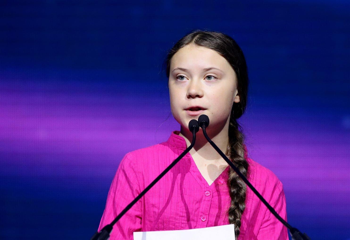 Greta Thunberg Climate Change