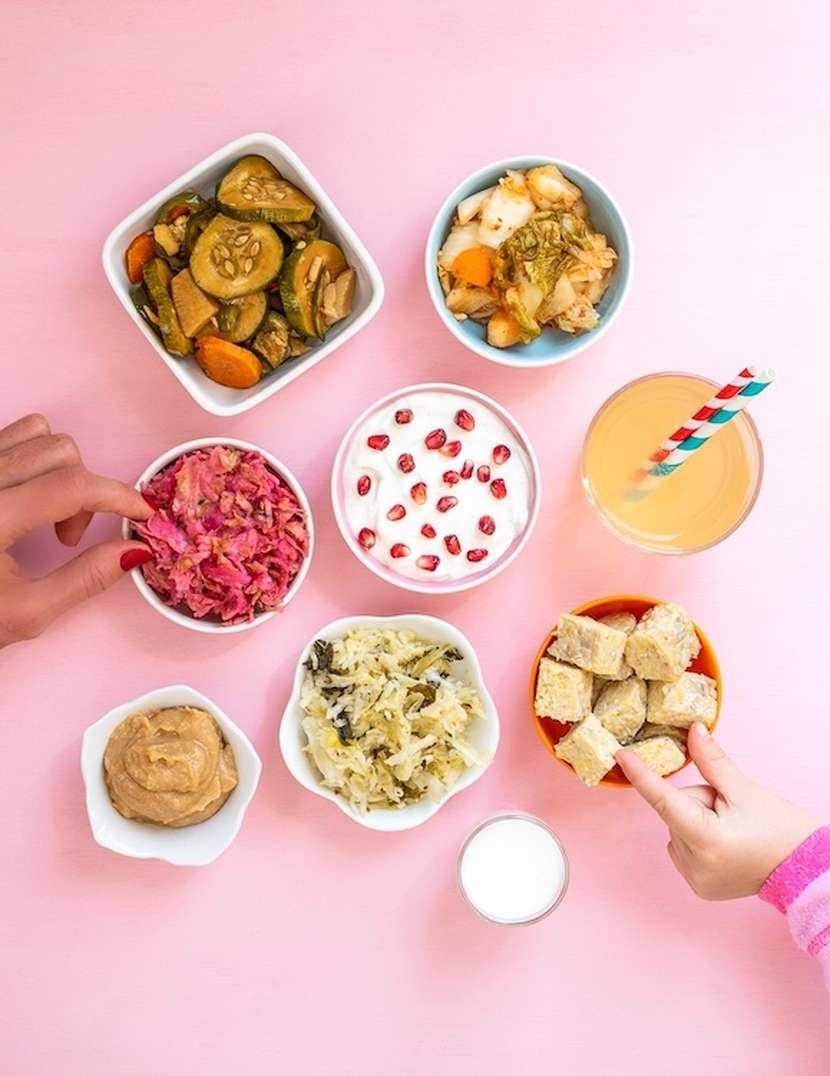probiotics rich foods