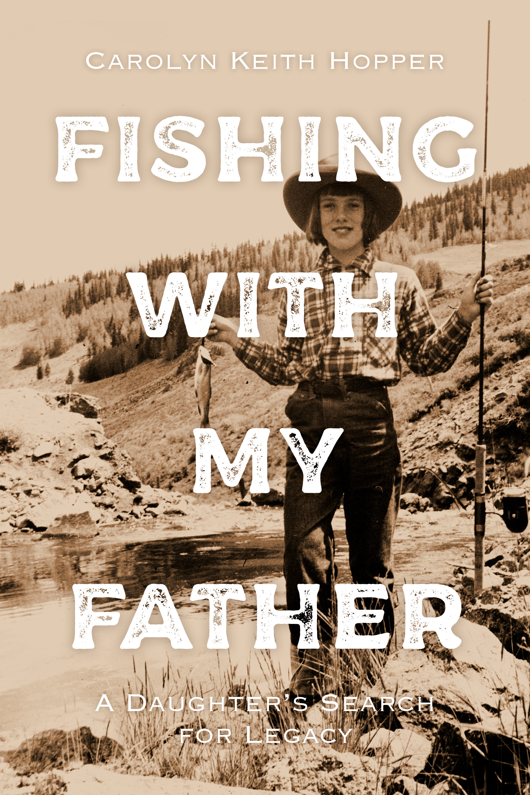 Fishing With My Father book cover