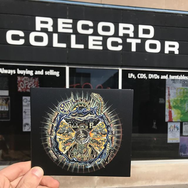 Folklore is now available at Record Collector in Downtown Iowa City!