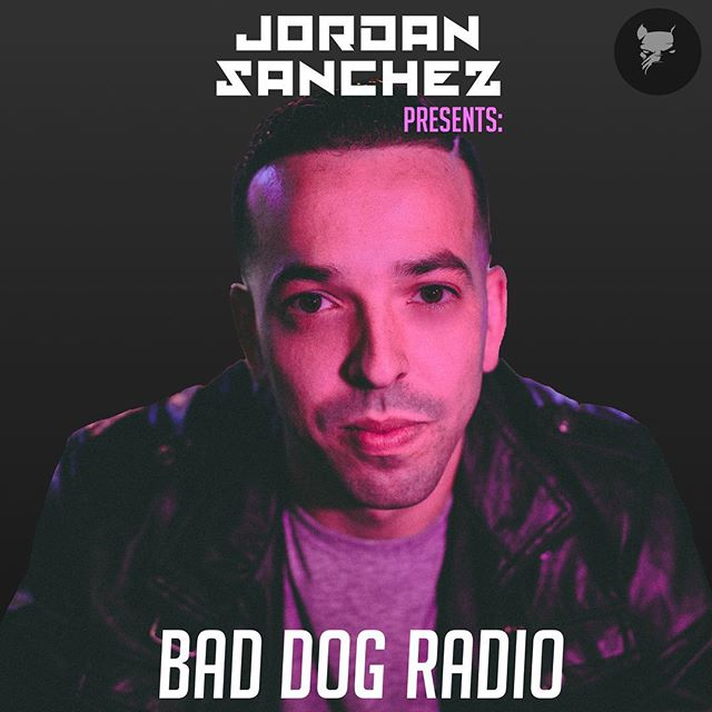 Bad Dog Radio returns this Friday, February 22 live on @djjordansanchez's Twitch channel. It will also be available on major podcast platforms.