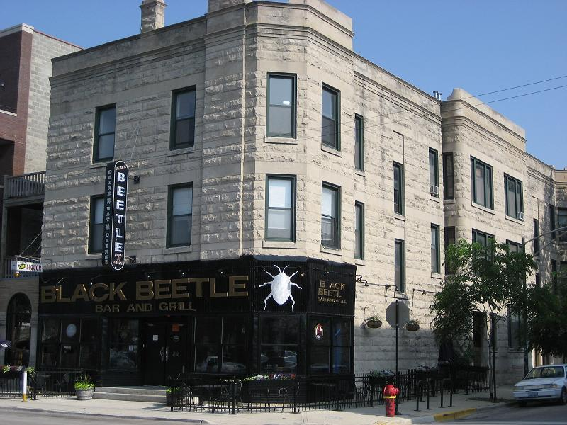 804-10 N. Maplewood - COMMERCIAL  AND RESIDENTIAL