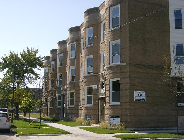 5520 S. Prairie - residential