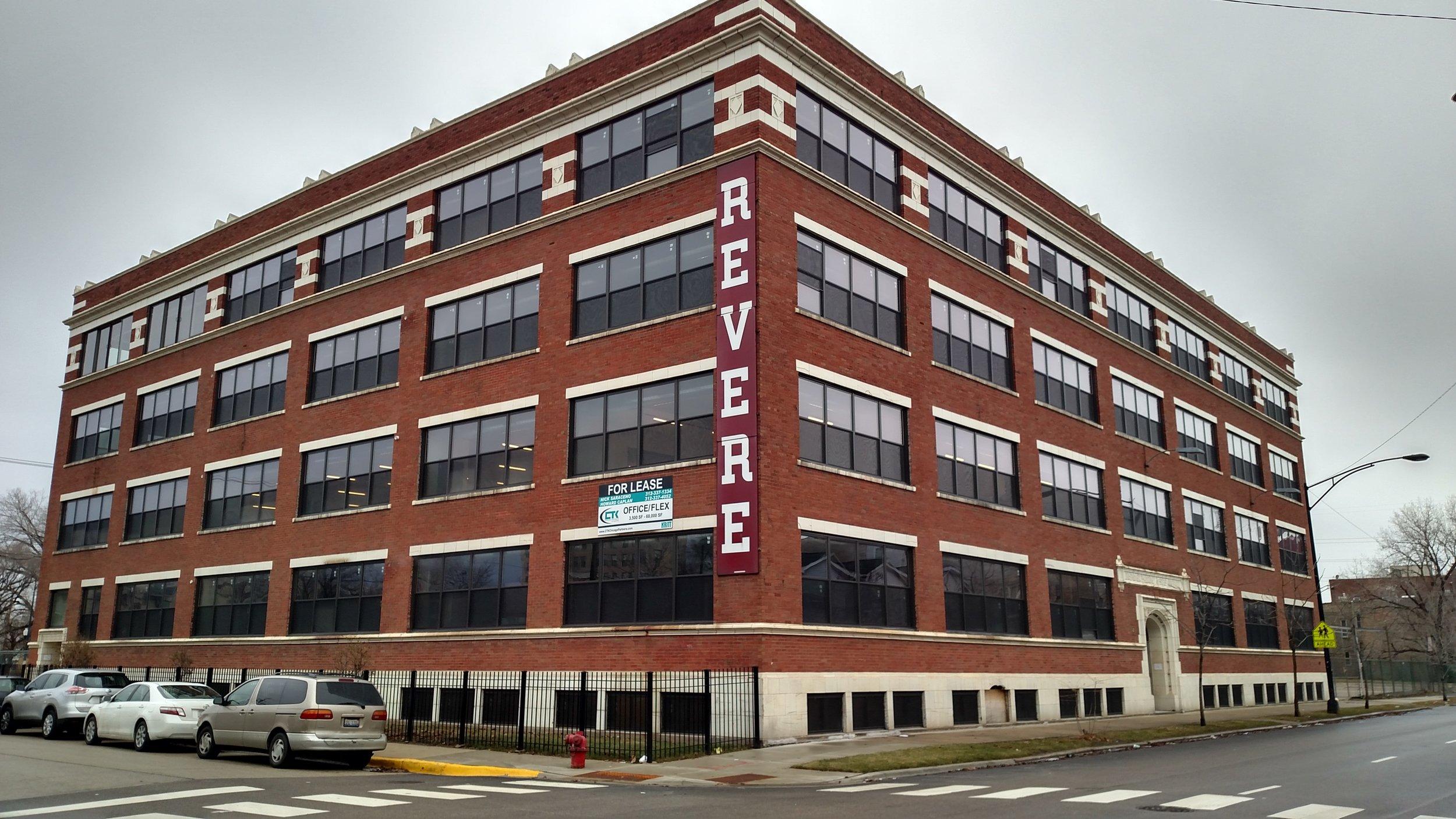 2501 W. Washington - Industrial loft / commercial