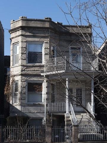2632 N. Sawyer - Residential 3 flat
