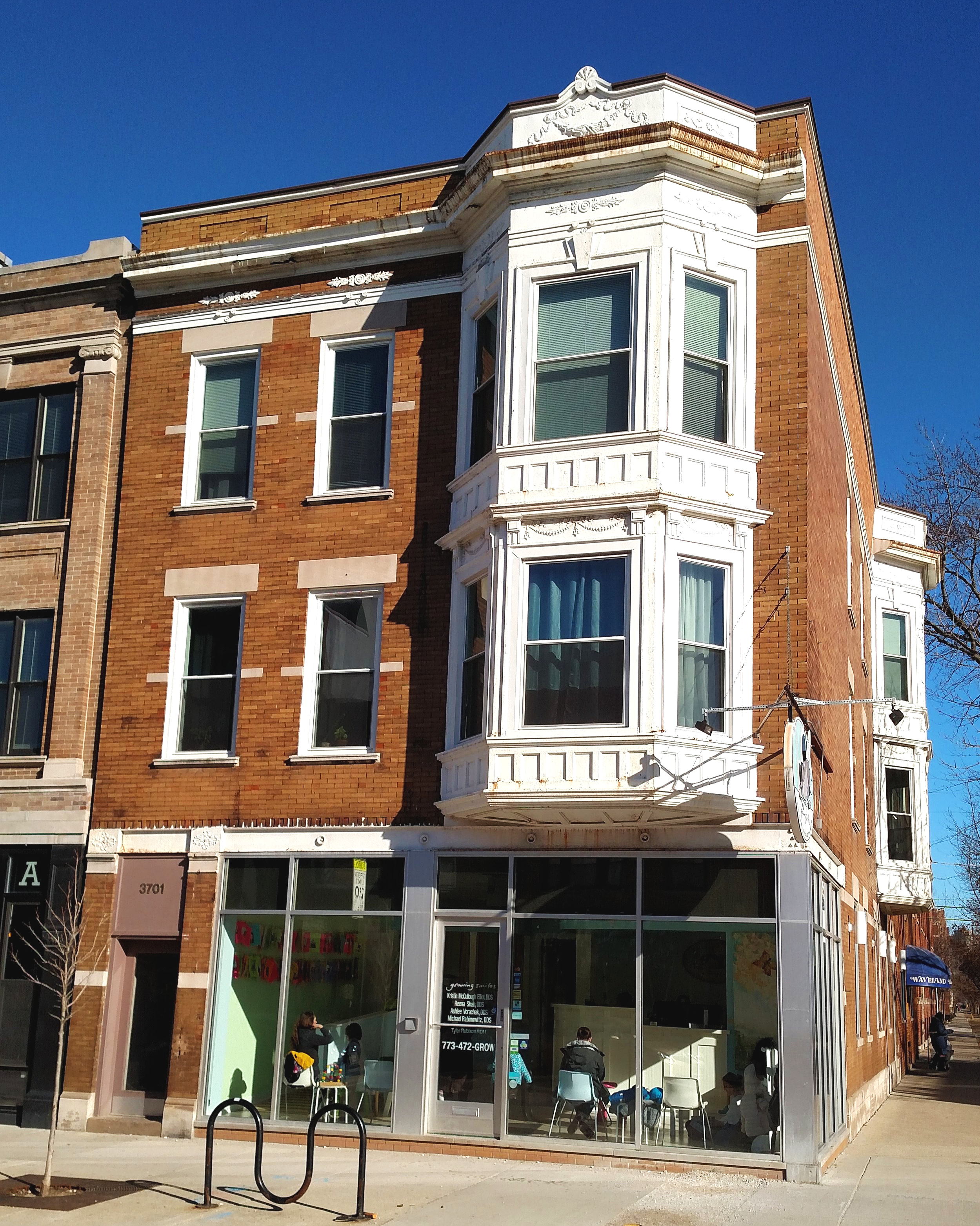 3701 N. Southport - commercial and RESIDENTIAL