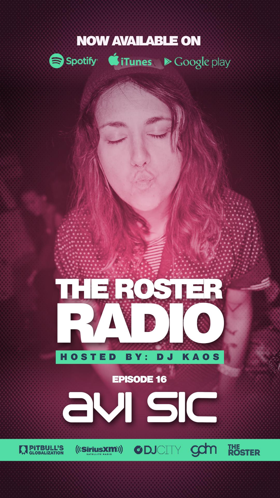 TheRosterRadio-Episode16-AviSic-StreamArt.jpg