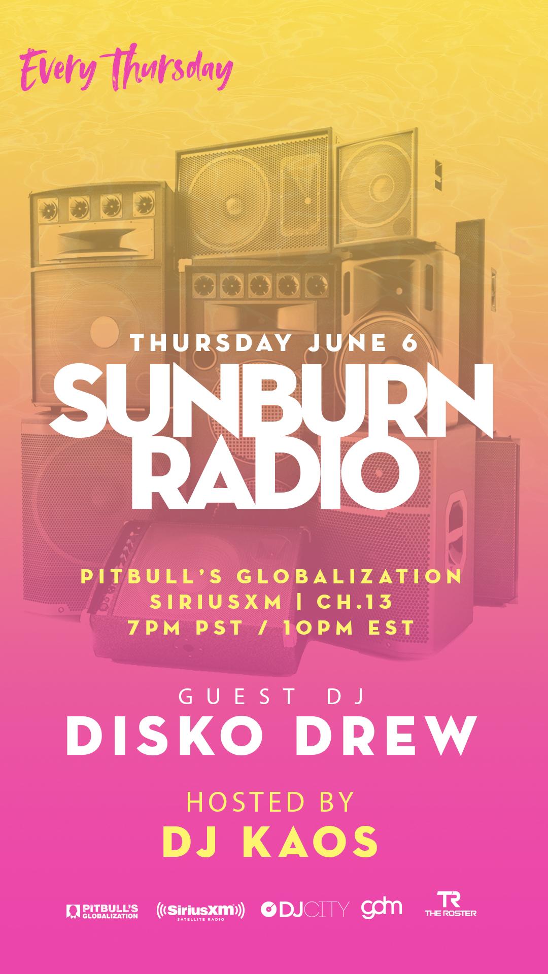 SunburnRadio-IGArt-060619-DiskoDrew.jpg