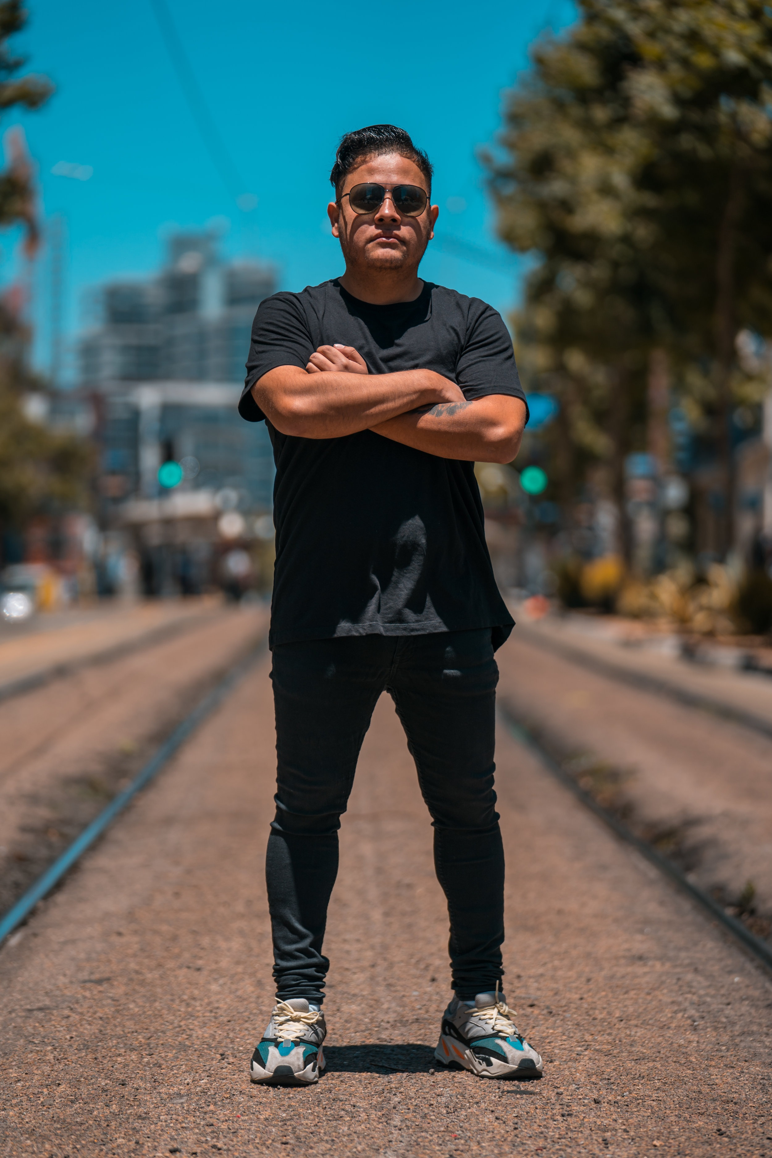 J Medina - DJ, producer and music enthusiast.In a short time, Jonathan Medina, best known as J. Medina, has become one the top DJ's not only in America but around the world. From 2016 to 2018, J. Medina competed against elite talent in the RedBull Music 3 Style DJ competition as a national finalist. Medina has really begun to establish himself as a worldwide brand by DJ'ing abroad in Chile, Mexico, Poland and Italy.With more than 10 years of professional DJ experience and a knack for creativity, J. Medina knows exactly how to captivate a crowd and rock a party. His sets have made people within the industry take notice, and now have him on everyone's radar.Most recently J. Medina has taken the role of producer and music editor for DJCity, the worldwide leader and music supplier for professional DJs. His remixes and edits have reached thousands of DJ's around the world and have been played everywhere from the SiriusXM airwaves to the biggest nightclubs worldwide.For J. Medina the sky is the limit. His work ethic and talent have him ready to take on the world.