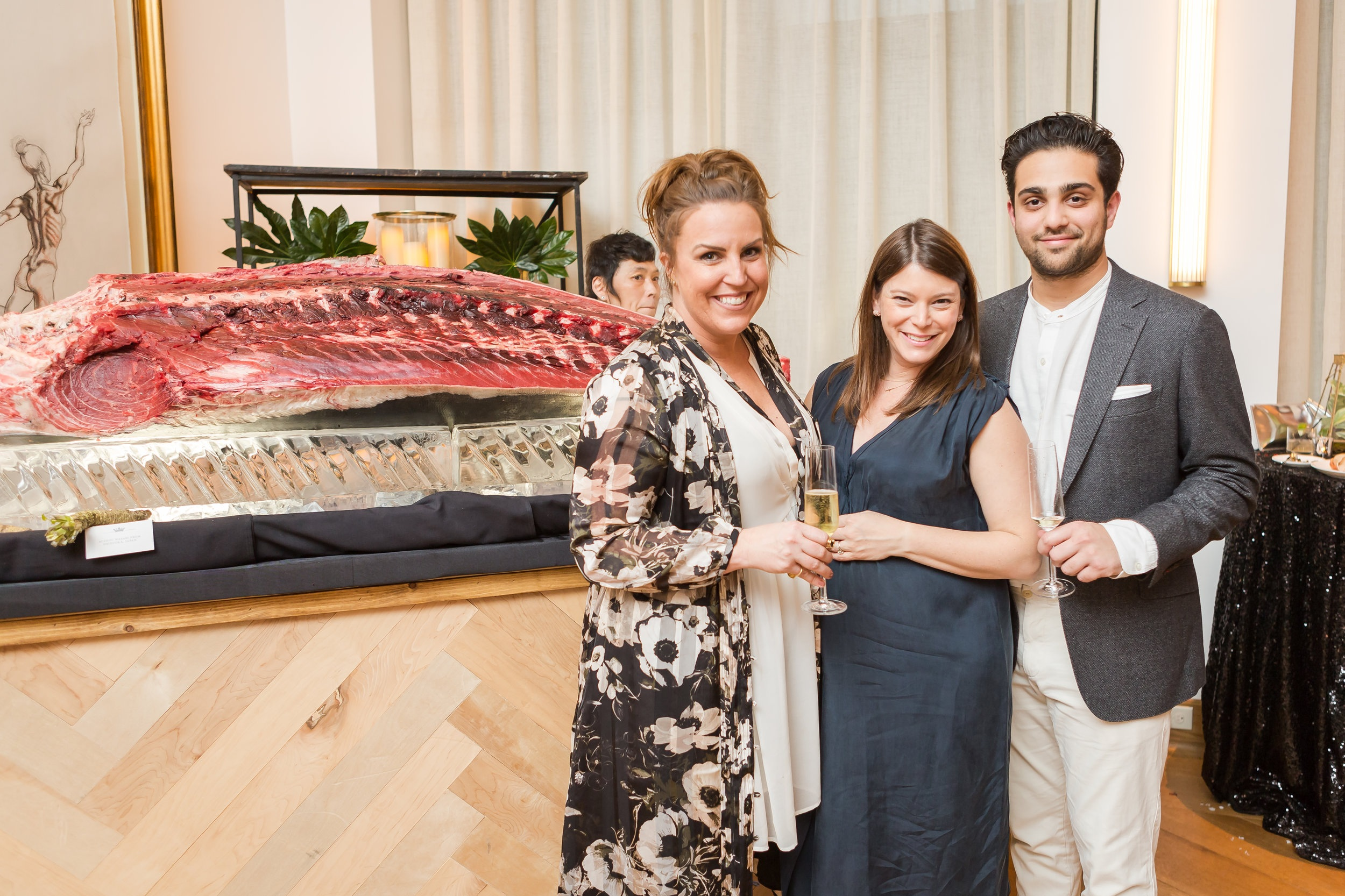 Williams Sonoma PR Director Kendall Coleman, Top Chef's Gail Simmons, Regalis Food's Ian Purkayastha.jpg