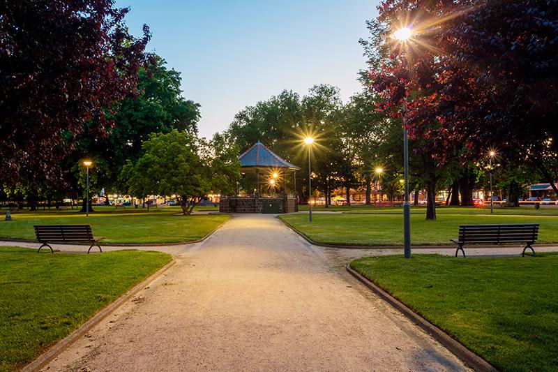 Orange's Cook Park