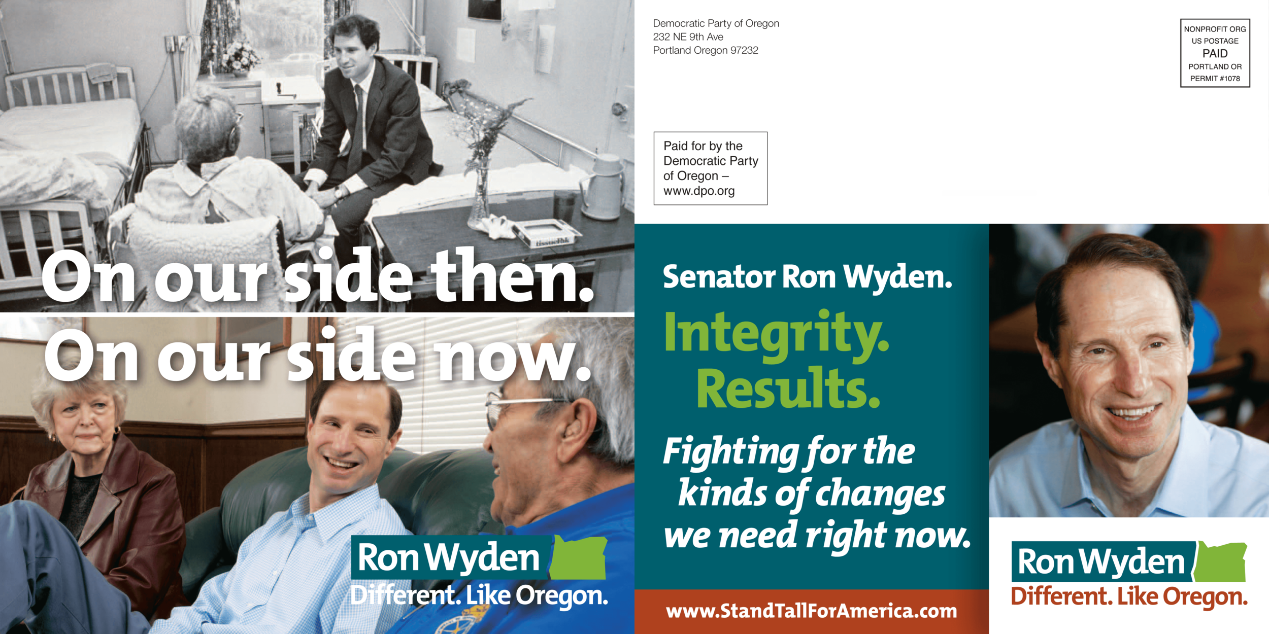 Ron Wyden On Our Side front.png