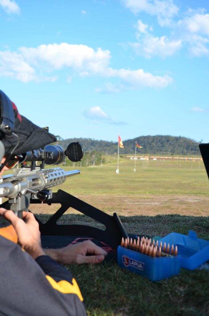 F-Class shooting