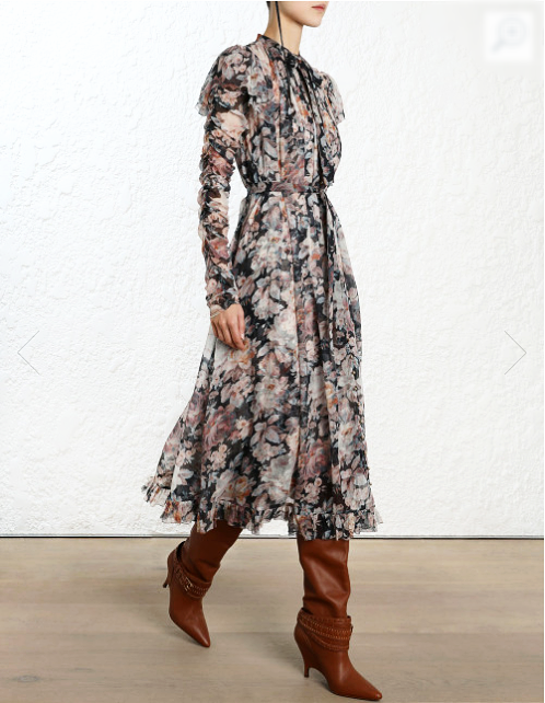 Zimmermann Tempest Frolic dress