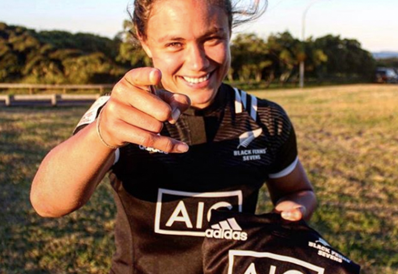 Ruby Tui - Motivational SpeakerBlack Fern Sevens Player of the year in 2017, World Player finalist, and health and wellbeing advocate. Ruby is using her platform to try make a difference in New Zealand.
