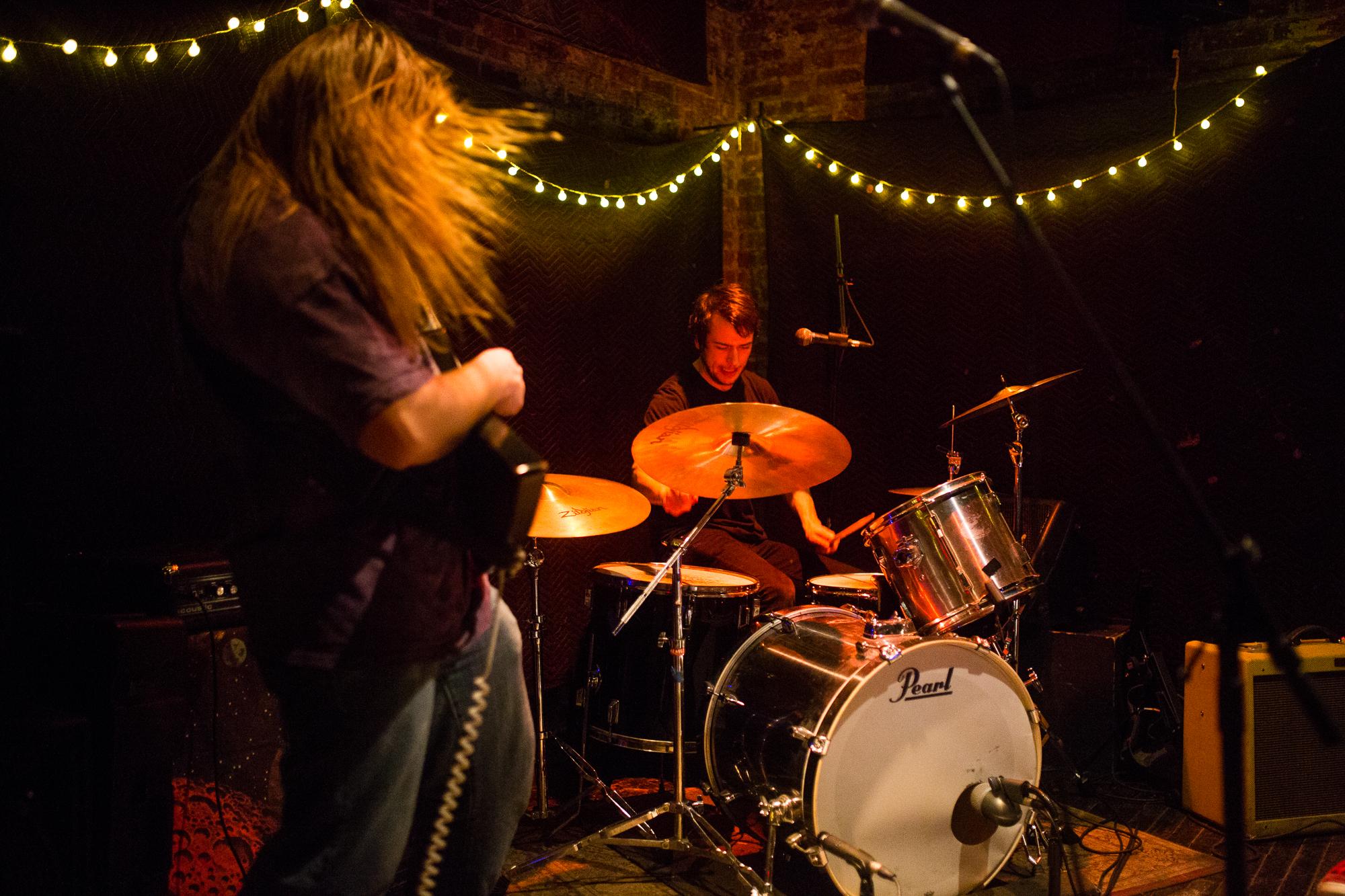 Jake McKelvie and the Countertops