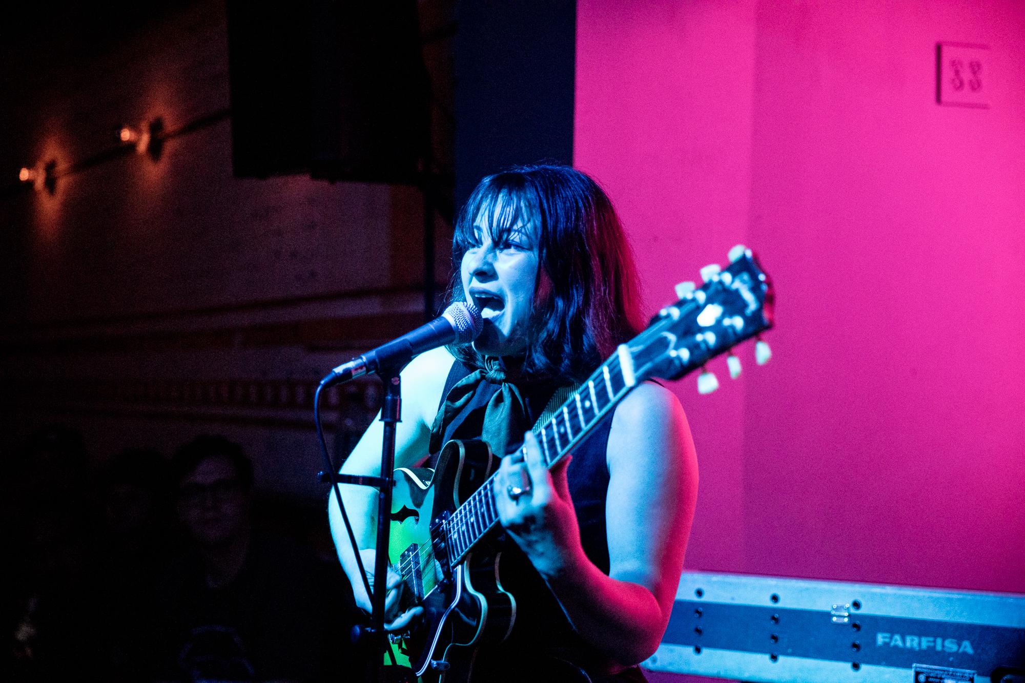 Miranda and The Beat