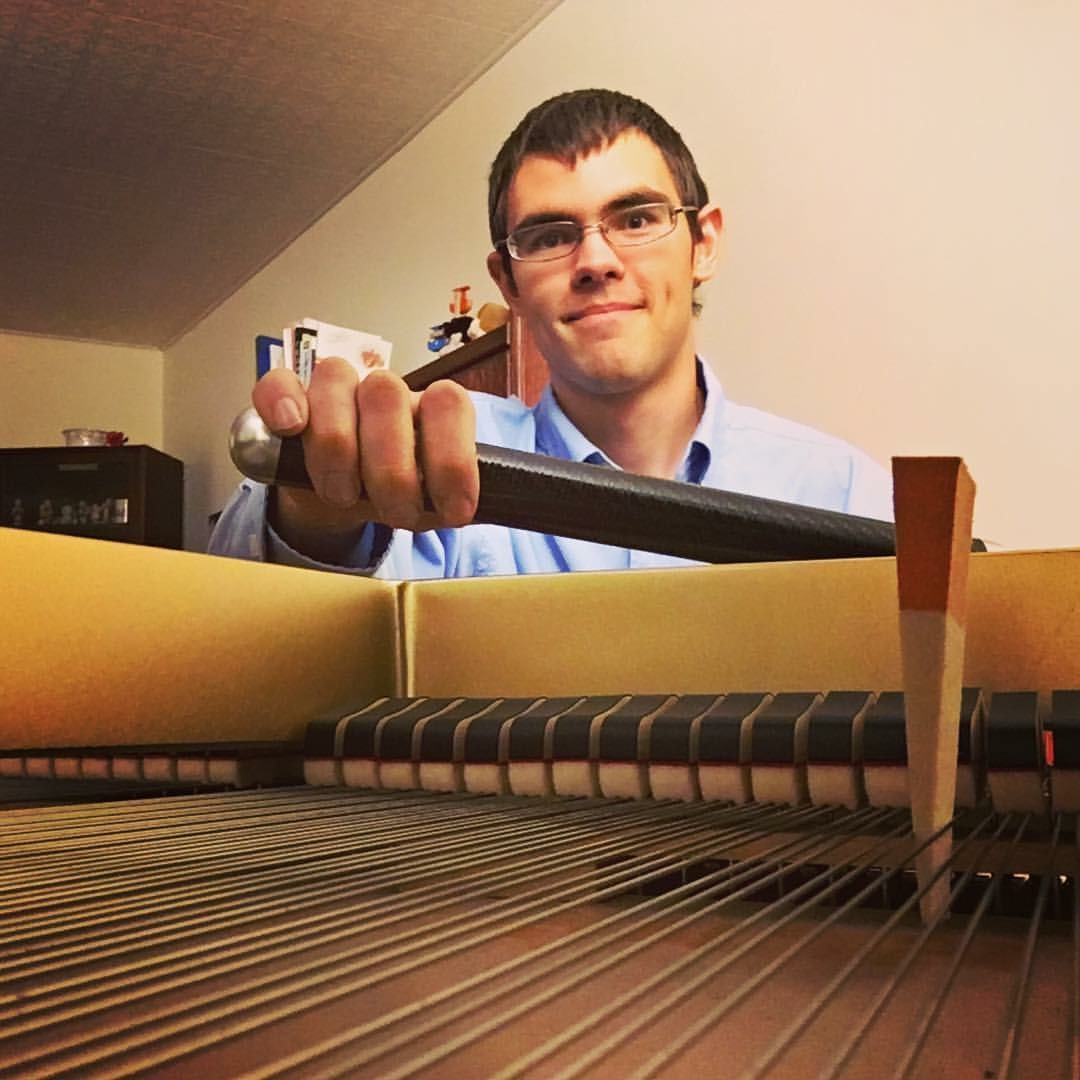 Philip Stewart, the Owner of NJ Piano service, studied Piano Technology at Western University in London, Ontario and is a Registered Piano Technician with the Piano Technicians Guild.