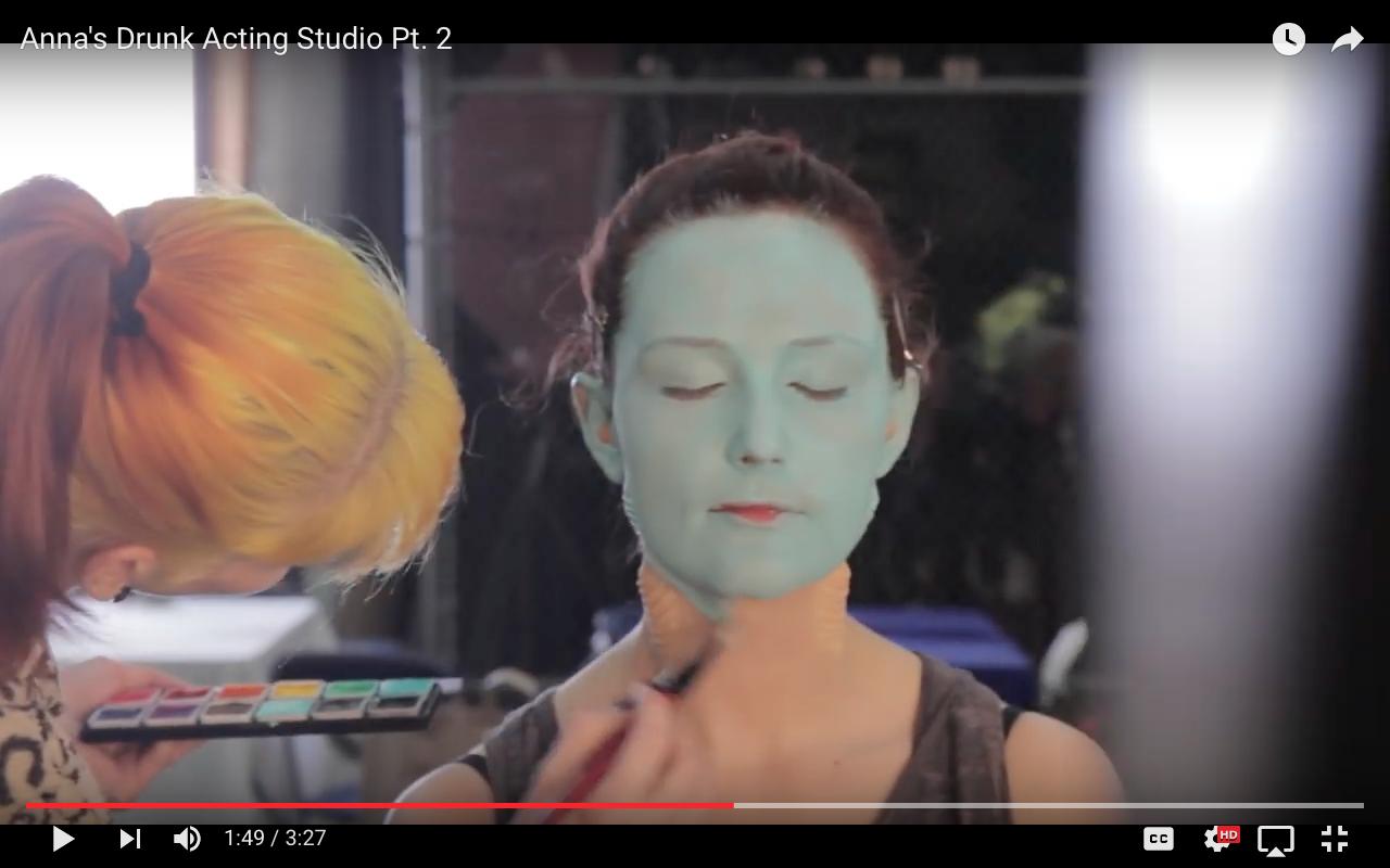 Miss 2059, 2016 Production: New Form Digital Director: Oren Kaplan  SFX Makeup Dept. Head: Jim Ojala