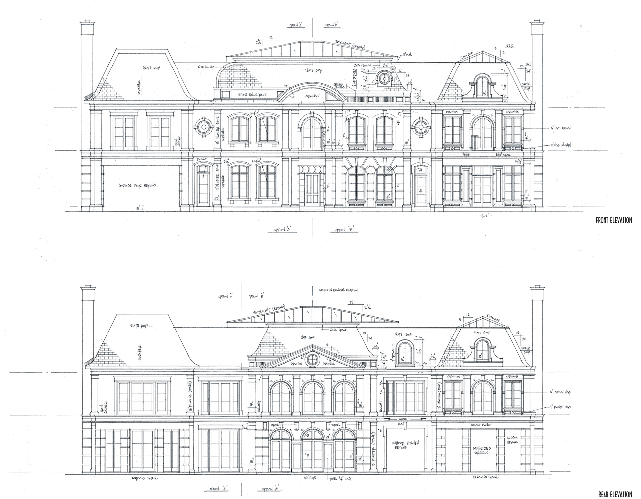 20170420-WEBSITE DiCapo Residence 01-A01 FRONT & REAR Elevation.jpg