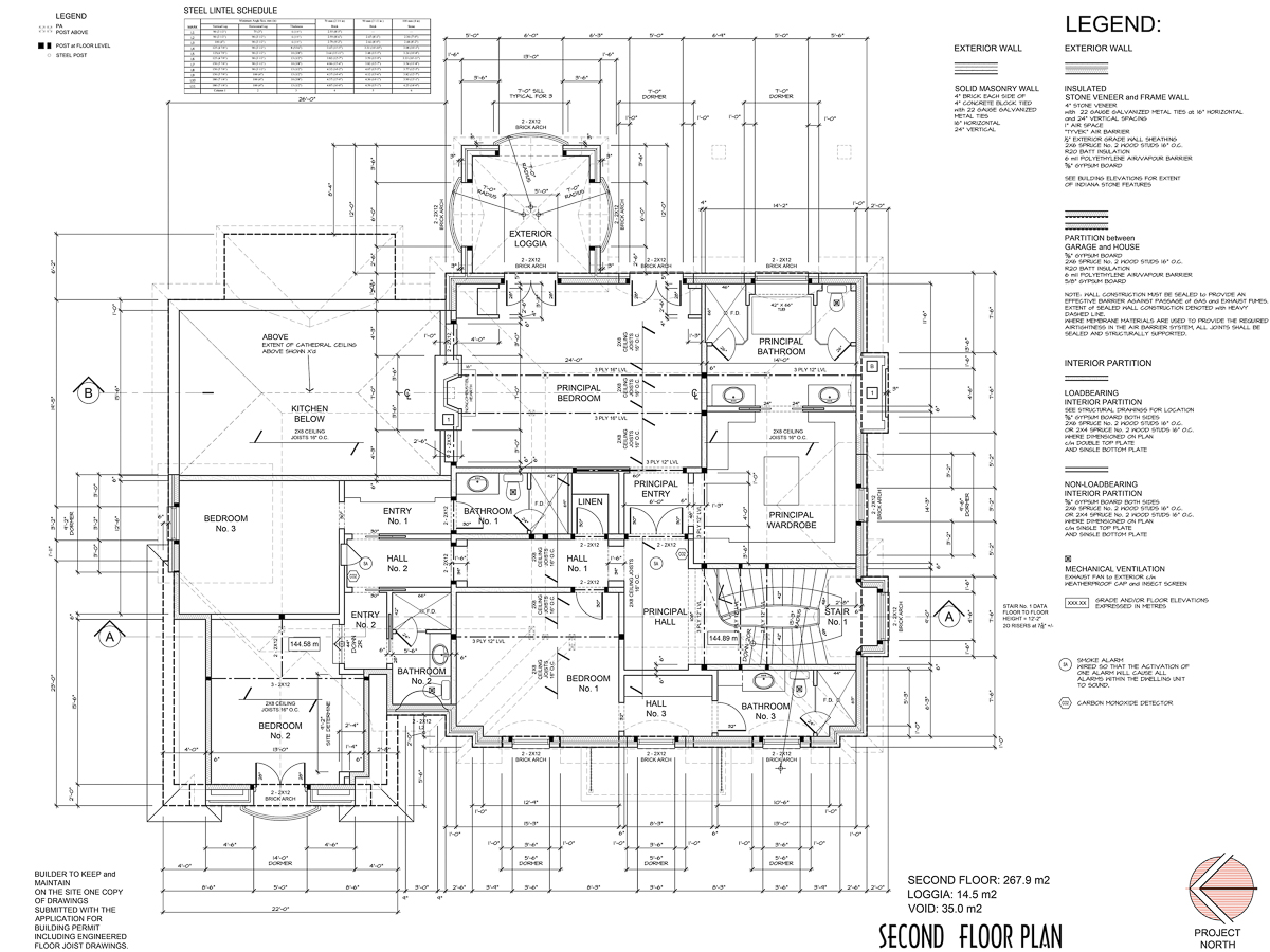 20170420-WEBSITE Della Rocca Residence 01-A01 FRONT & REAR Elevation.jpg