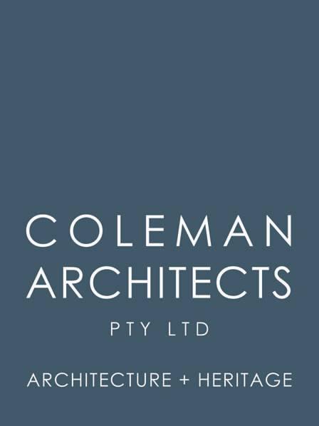 Coleman Architects Pty Ltd