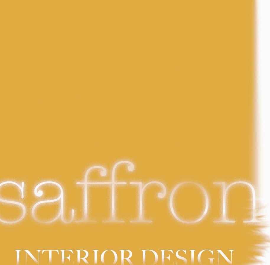 Saffron Interior Design