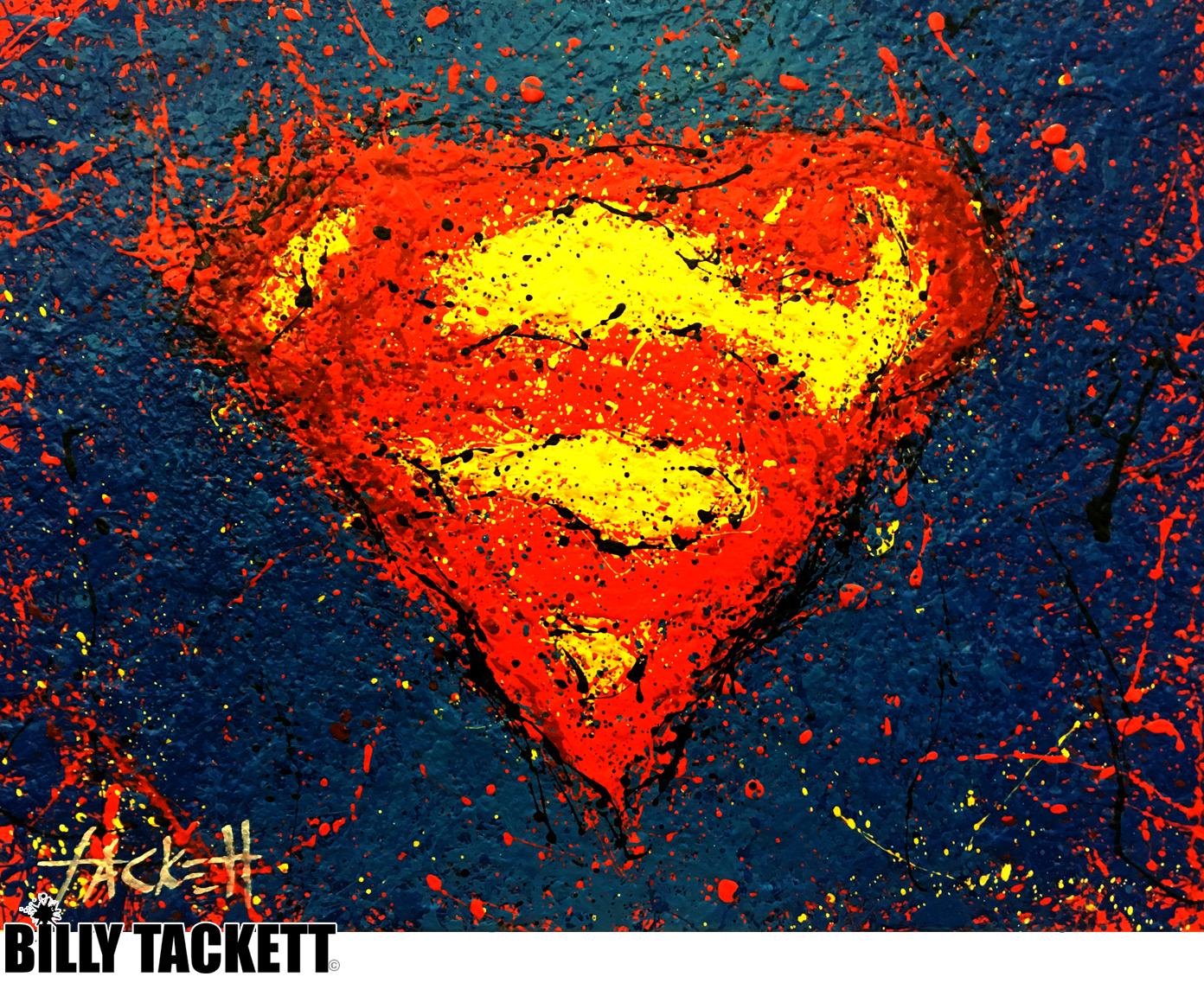 SUPERMAN - SOLD
