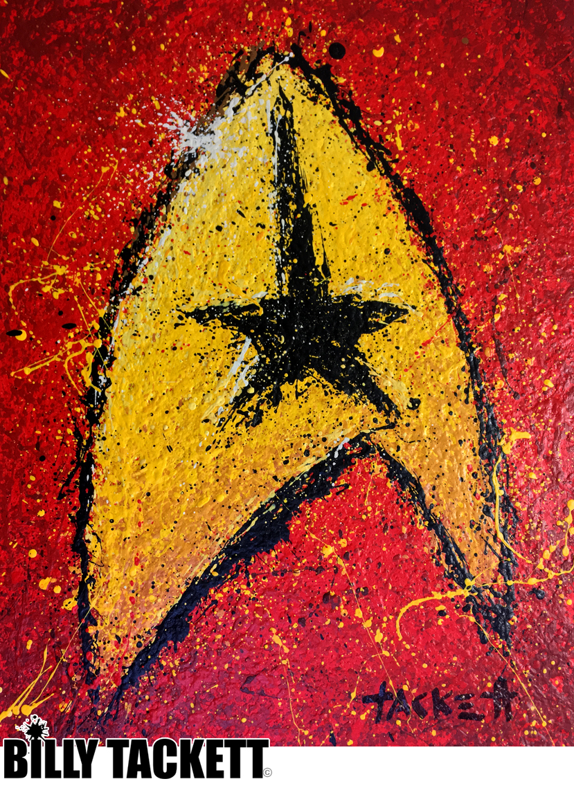 STAR TREK - SOLD