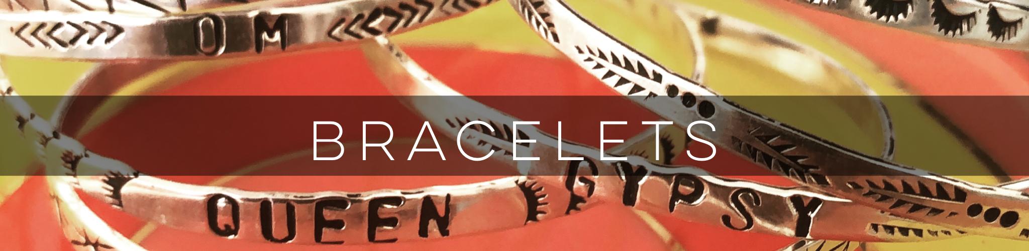 Jewel of the Gypsy Bracelets